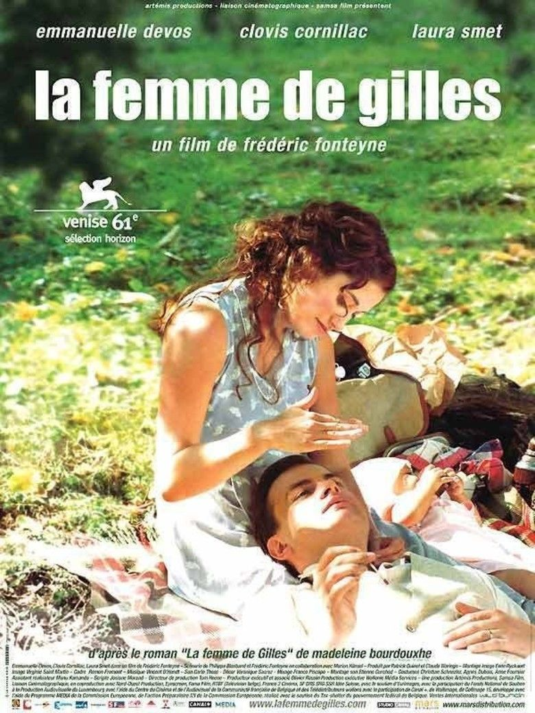 Gilles Wife movie poster
