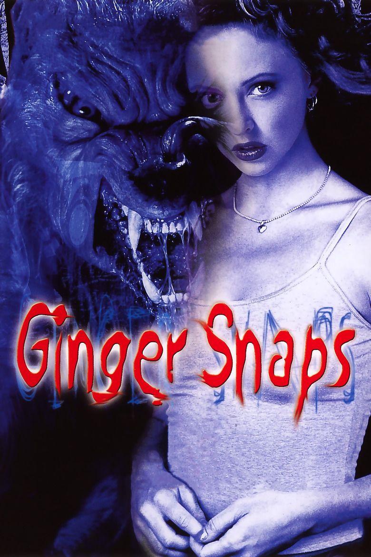 Ginger Snaps (film) movie poster