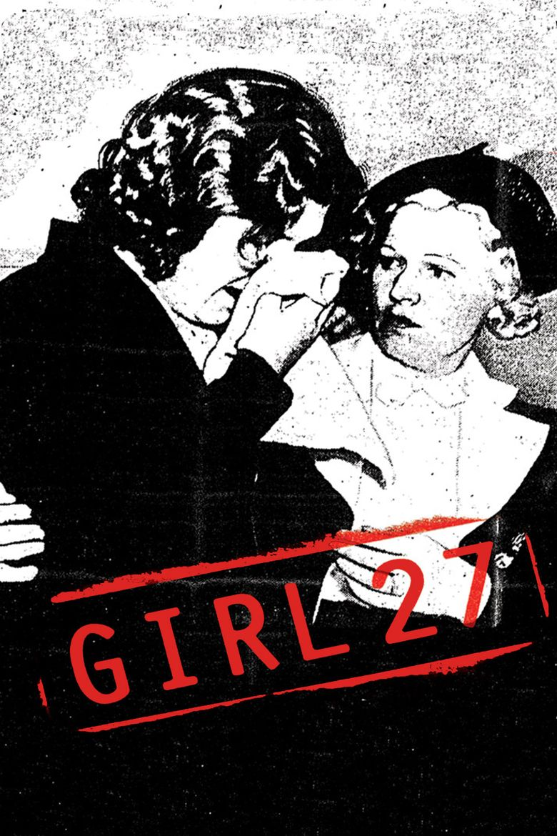 Girl 27 movie poster