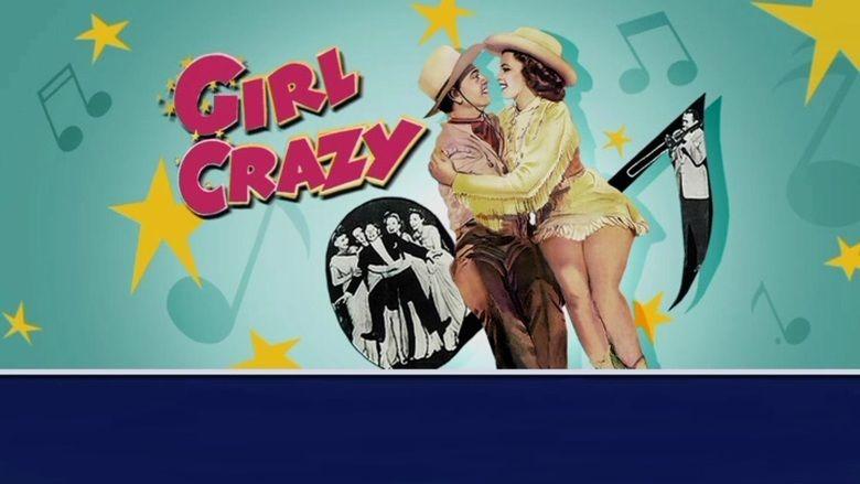 Girl Crazy (1943 film) movie scenes