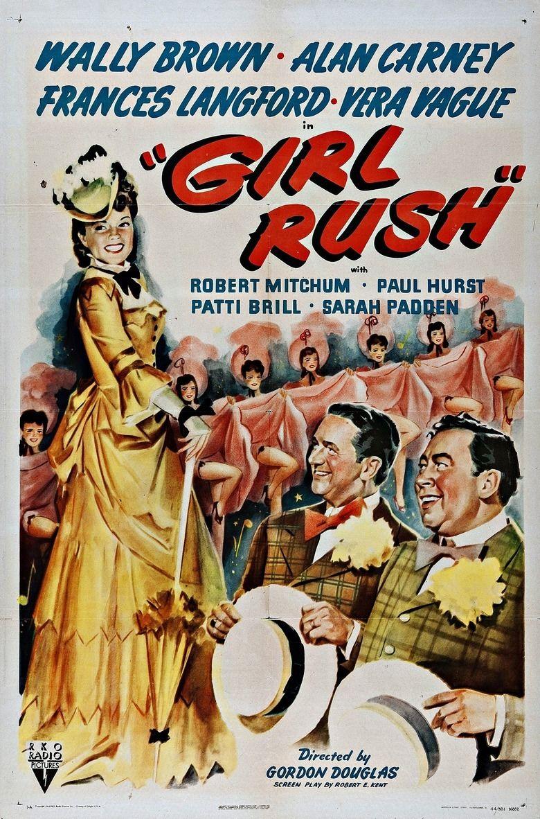 Girl Rush movie poster