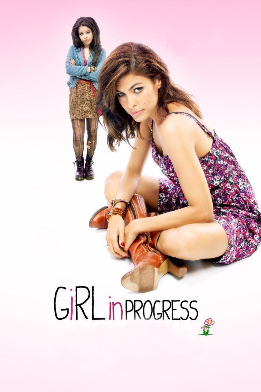 Girl in Progress movie poster