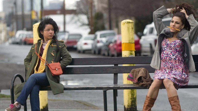 Girl in Progress movie scenes