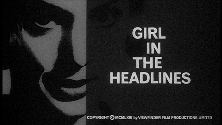 Girl in the Headlines movie scenes