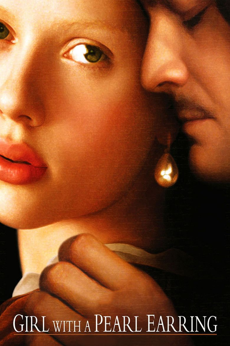 Girl with a Pearl Earring (film) movie poster