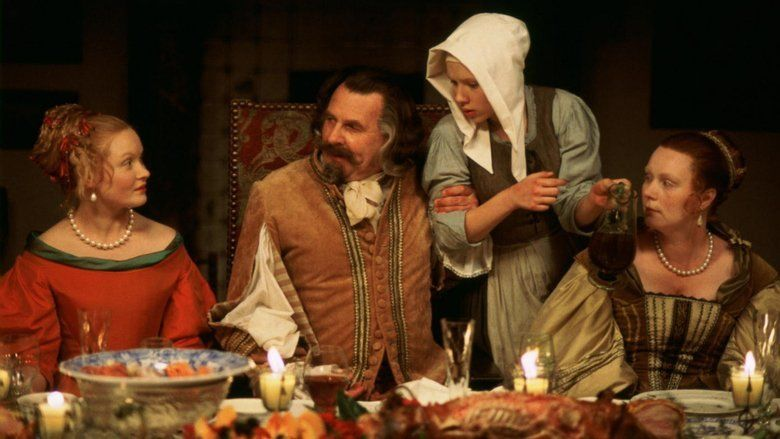 Girl with a Pearl Earring (film) movie scenes