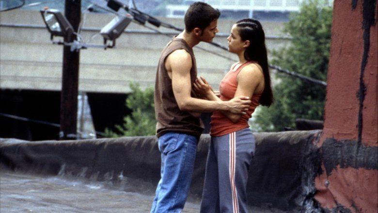 Girlfight movie scenes