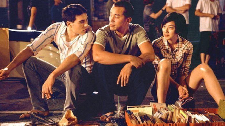 Girlfriend, Boyfriend movie scenes