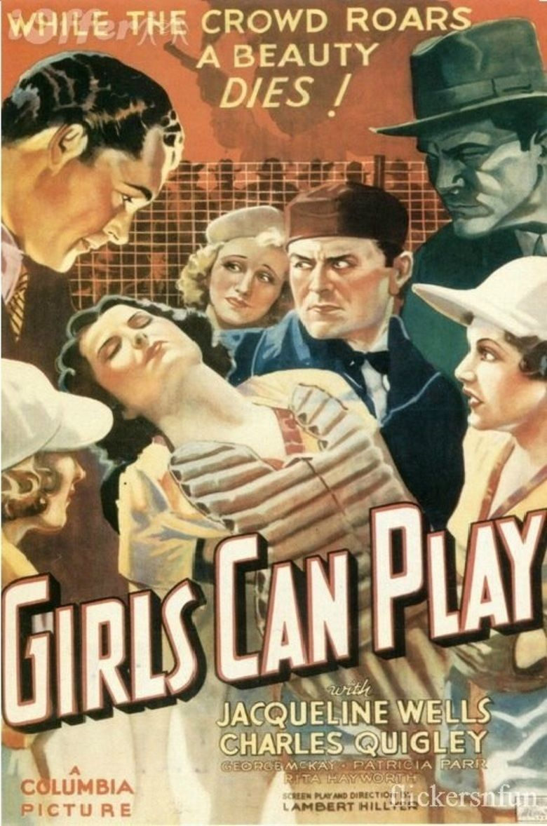 Girls Can Play movie poster