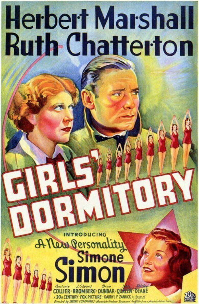 Girls Dormitory movie poster