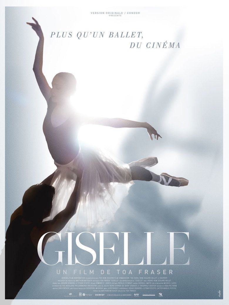 Giselle (film) movie poster