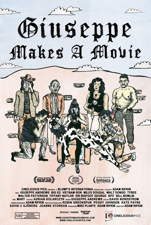 Giuseppe Makes a Movie movie poster