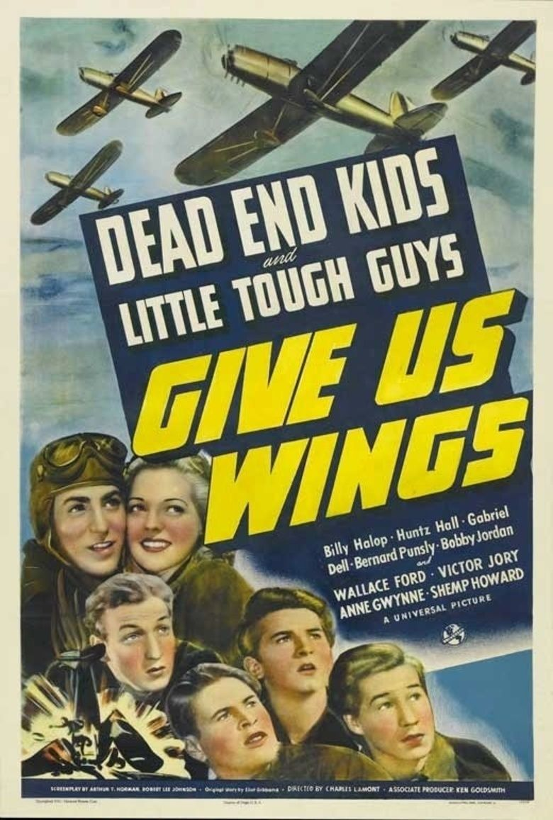Give Us Wings movie poster