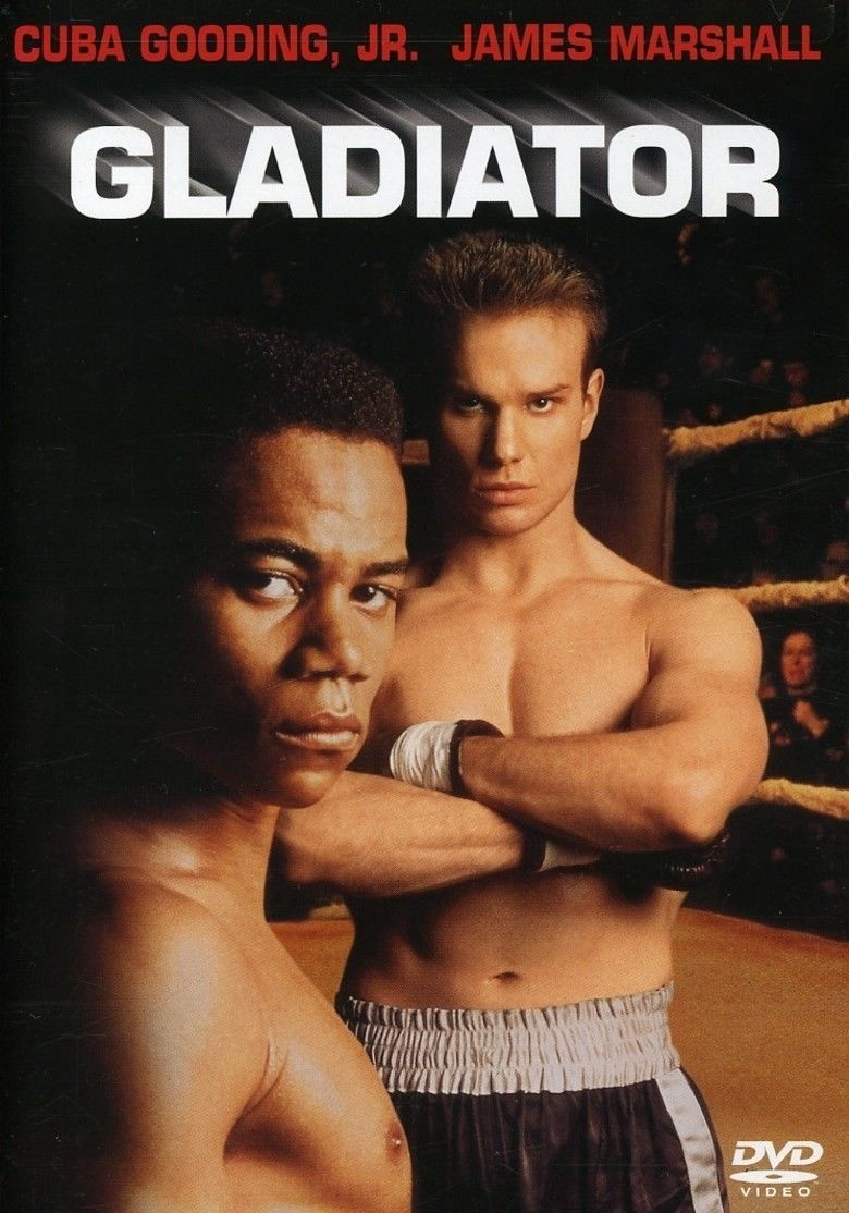 Gladiator (1992 film) movie poster