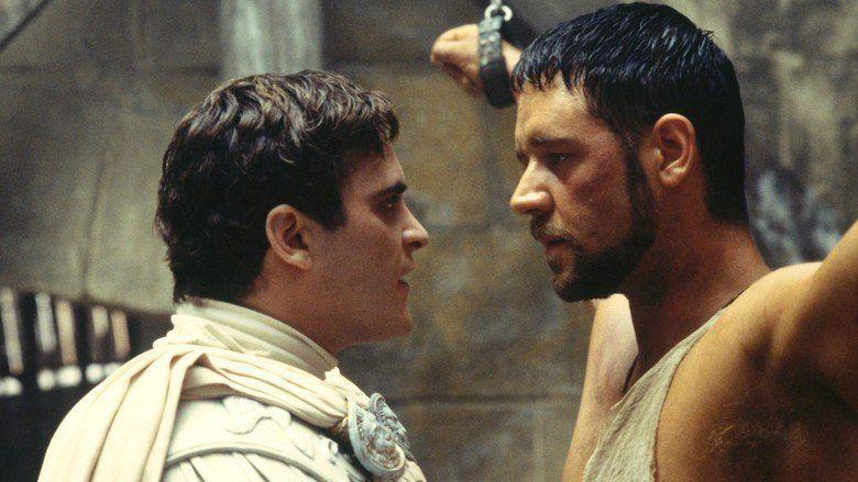 Gladiator (2000 film) movie scenes