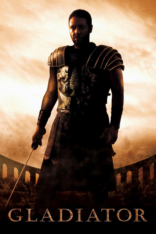 Gladiator (2000 film) movie poster