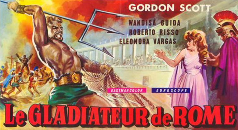 Gladiator of Rome movie scenes