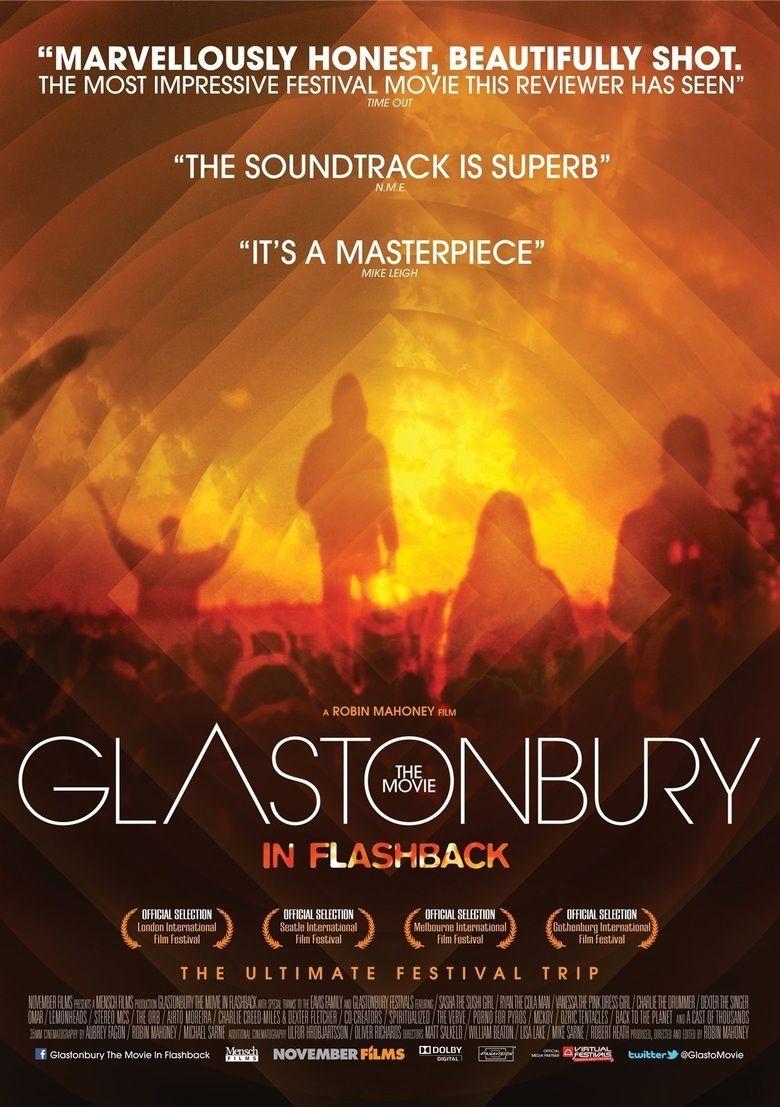 Glastonbury the Movie movie poster