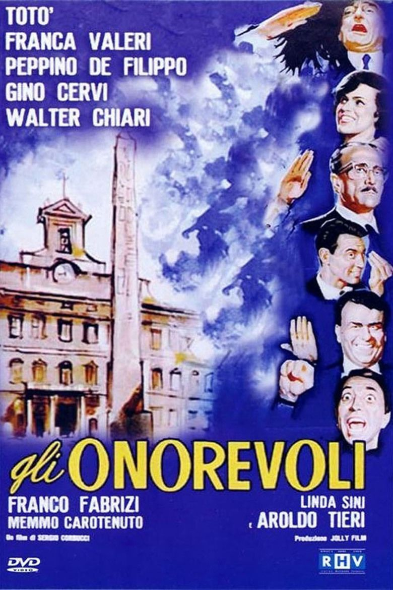 Gli onorevoli movie poster