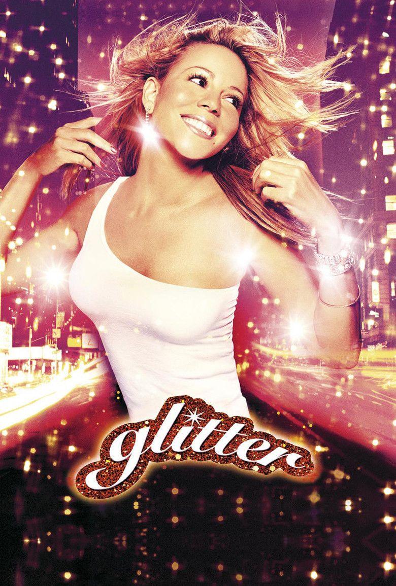 Glitter (film) movie poster