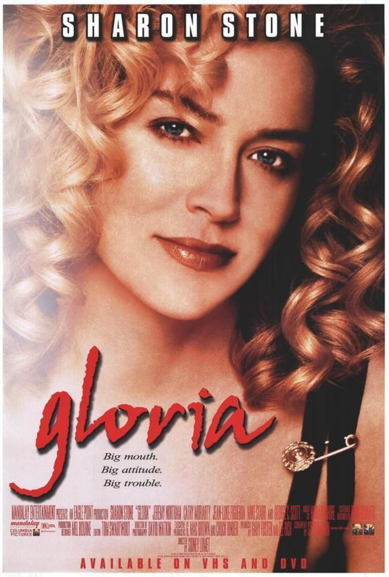 Gloria (1999 American film) movie poster