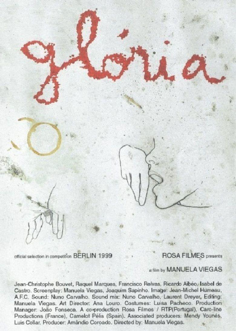 Gloria (1999 Portuguese film) movie poster