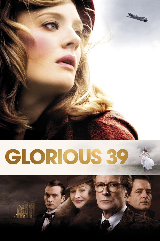 Glorious 39 movie poster
