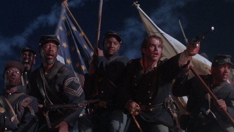 Glory (1989 film) movie scenes