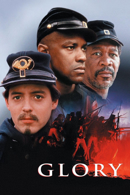 Glory (1989 film) movie poster