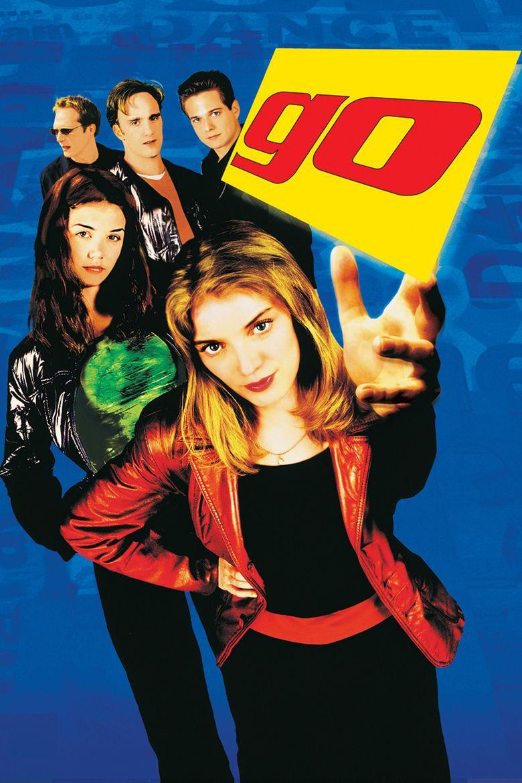 Go (1999 film) movie poster