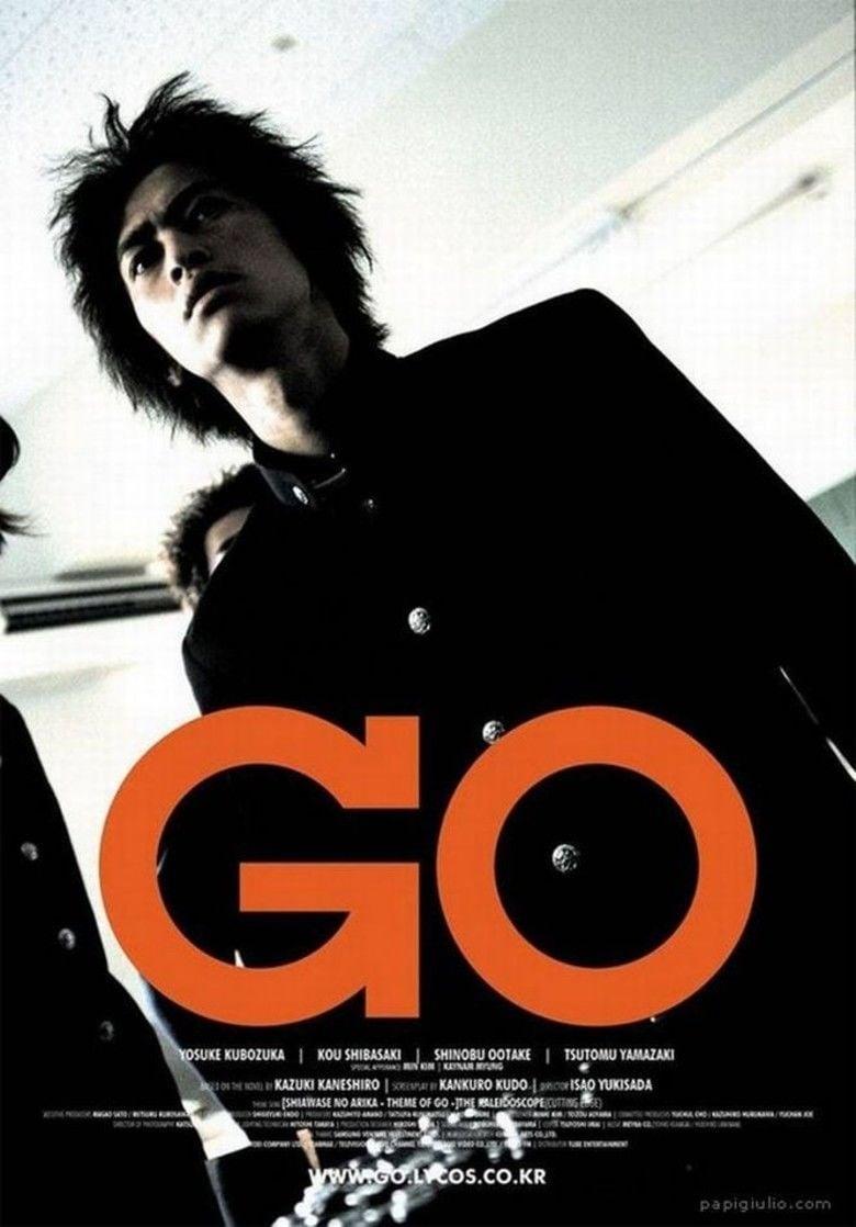 Go (2001 film) movie poster