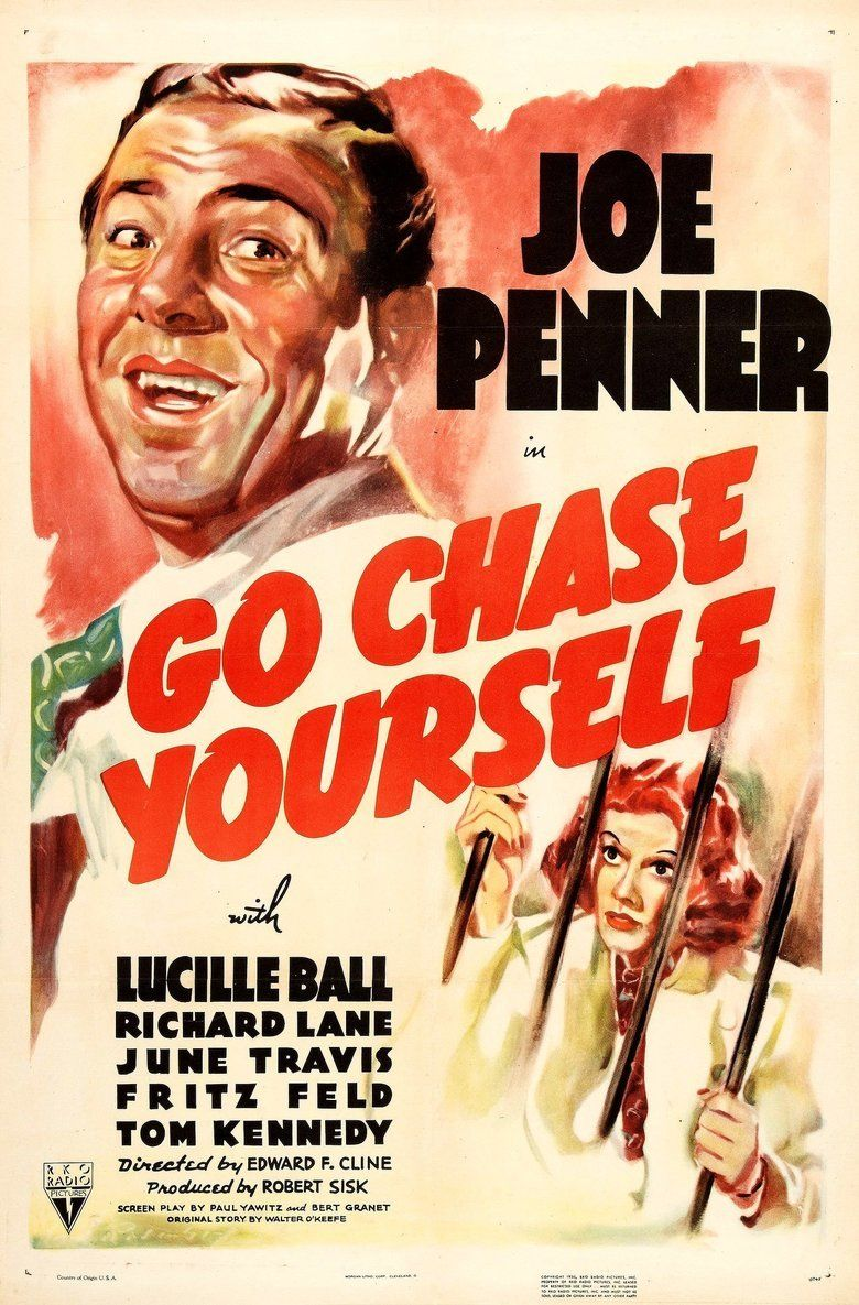 Go Chase Yourself movie poster