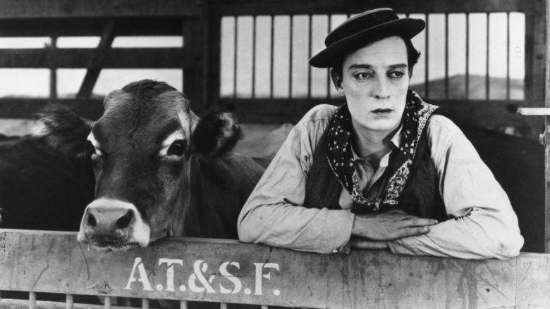 Go West (1925 film) movie scenes