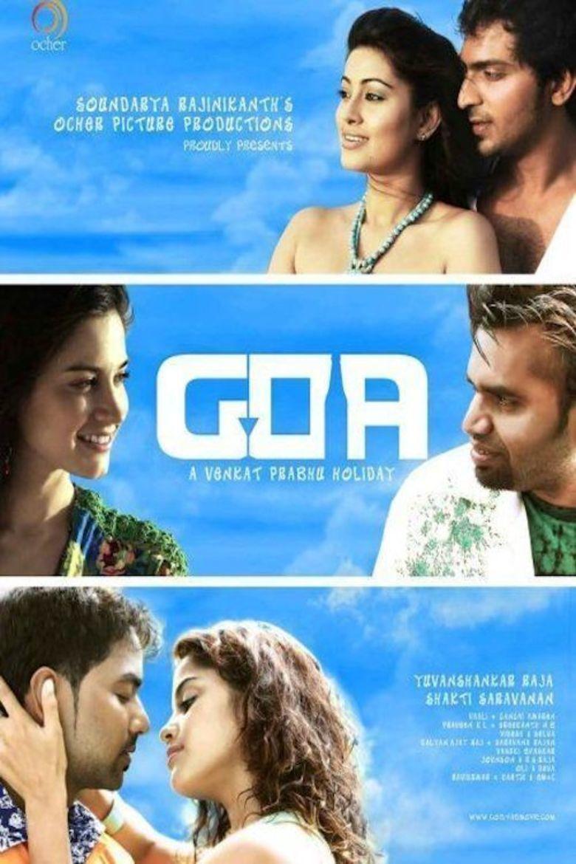 Goa (2010 film) movie poster