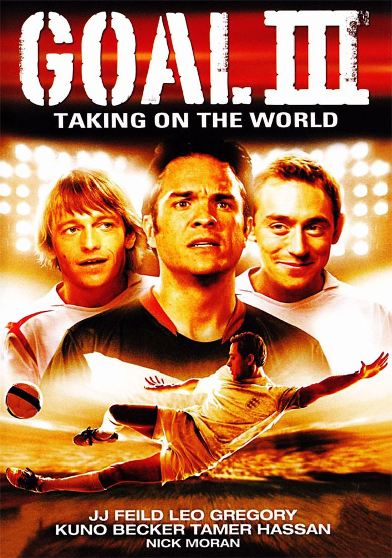 Goal III: Taking on the World movie poster