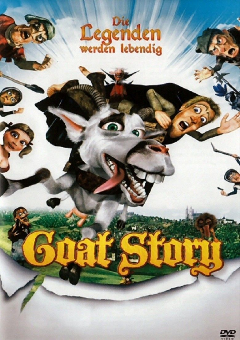 Goat Story movie poster