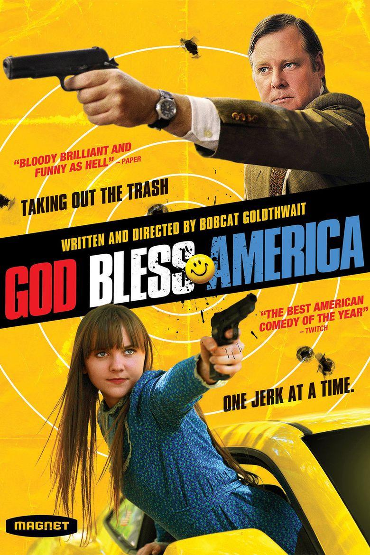 God Bless America (film) movie poster