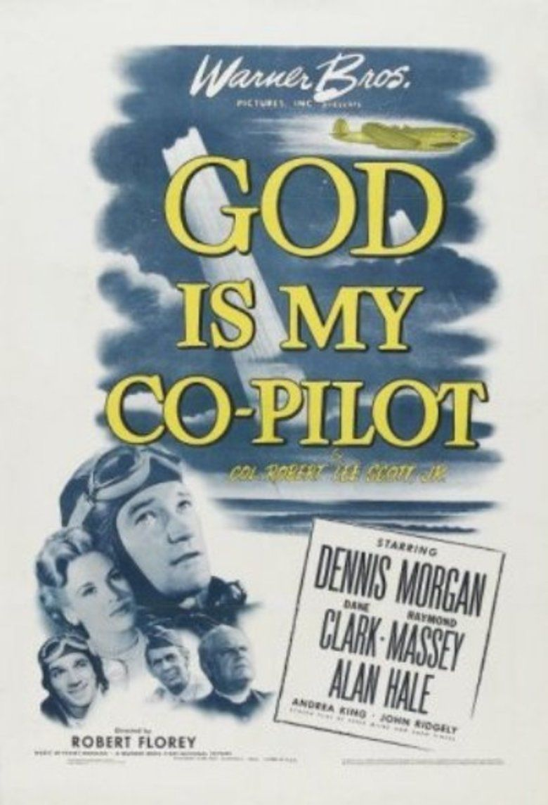 God Is My Co Pilot (film) movie poster