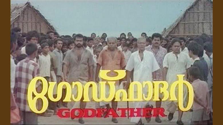 Godfather (1991 film) movie scenes
