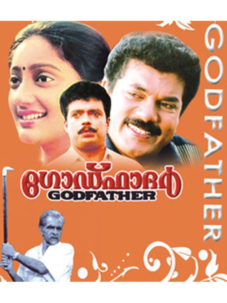 Godfather (1991 film) movie poster