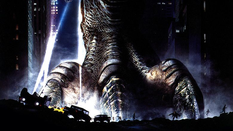 Godzilla (1998 film) movie scenes