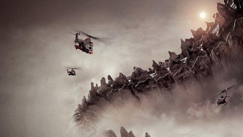 Godzilla (2014 film) movie scenes