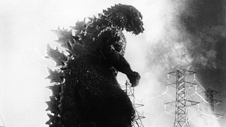 Godzilla, King of the Monsters! movie scenes