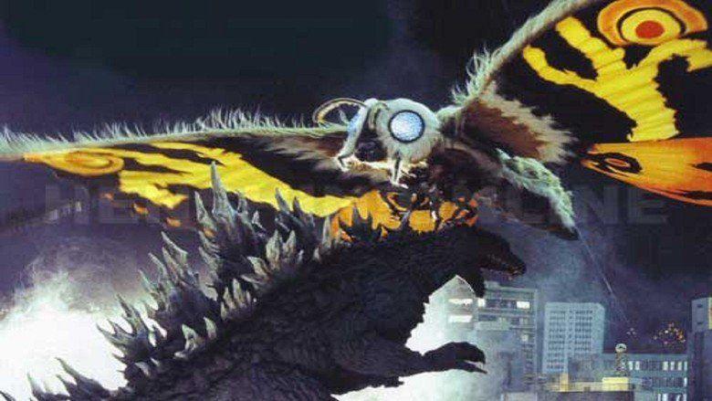 Godzilla: Tokyo SOS movie scenes