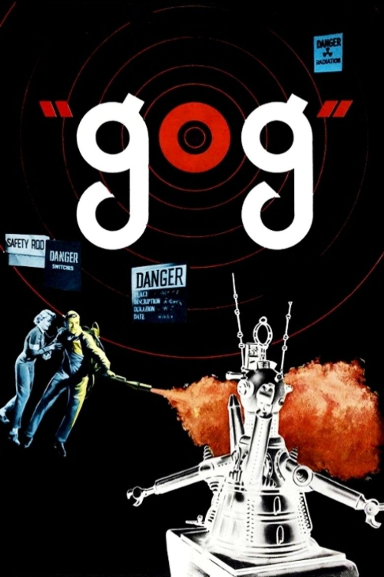 Gog (film) movie poster