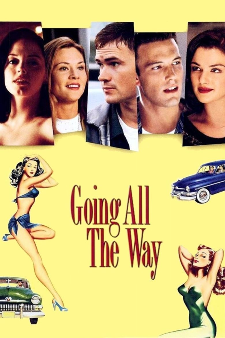 Going All the Way movie poster