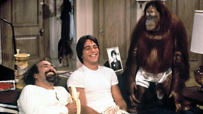 Going Ape! movie scenes