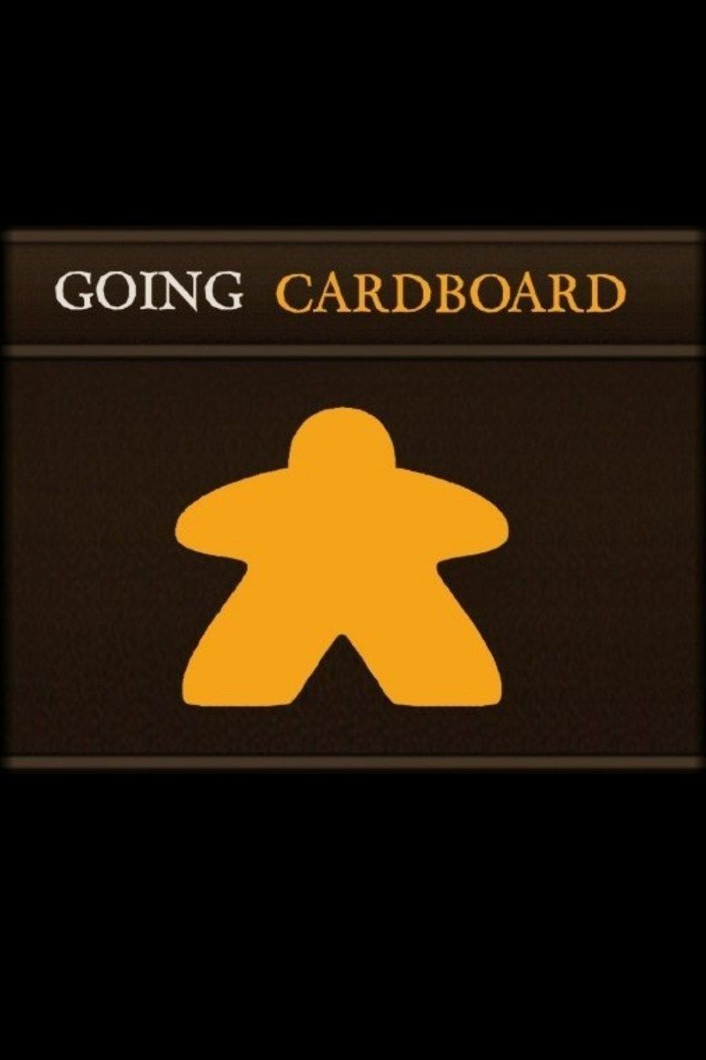 Going Cardboard movie poster