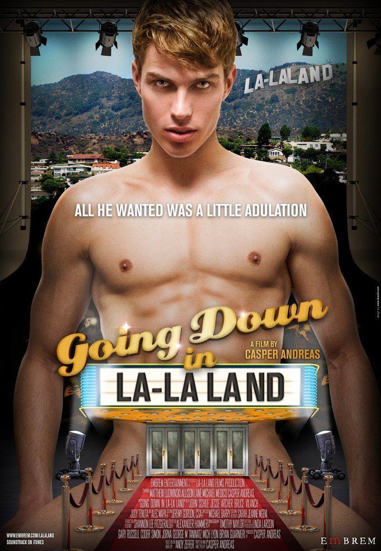 Going Down in LA LA Land movie poster