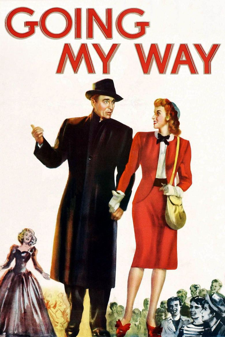 Going My Way movie poster